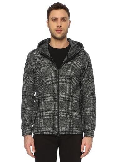 Que Sweatshirt Siyah